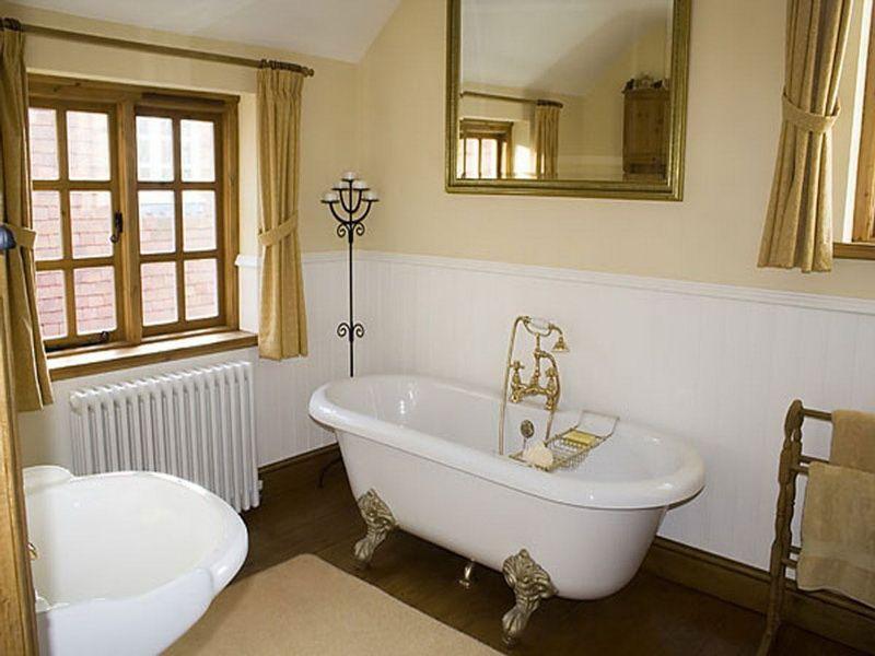 Vasca Da Bagno Francia : Ванная в стиле ретро Идеи для ванной bagno