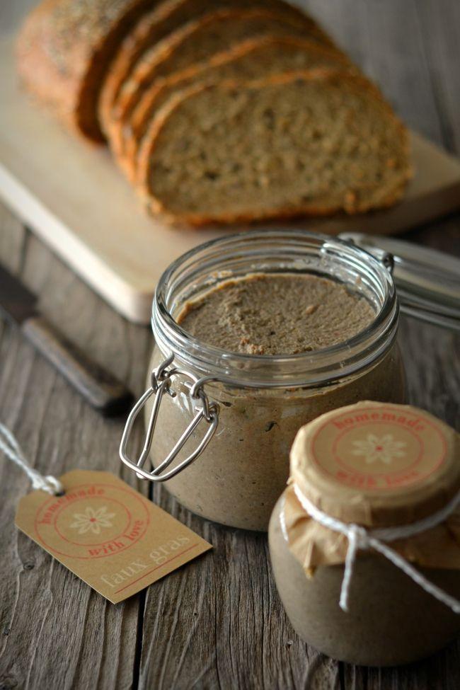 Sweet Gula: Faux Gras || Foie Gras Vegetariano