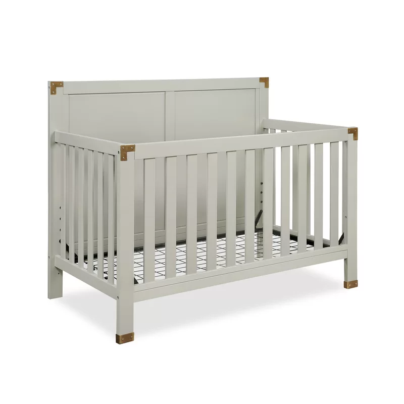 Wilmslow 5 In 1 Convertible Crib In 2021 Convertible Crib Cribs Sophisticated Nursery