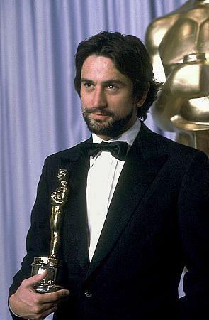 Robert Deniro Wins Best Actor For Raging Bull Actor Studio Actors Robert De Niro