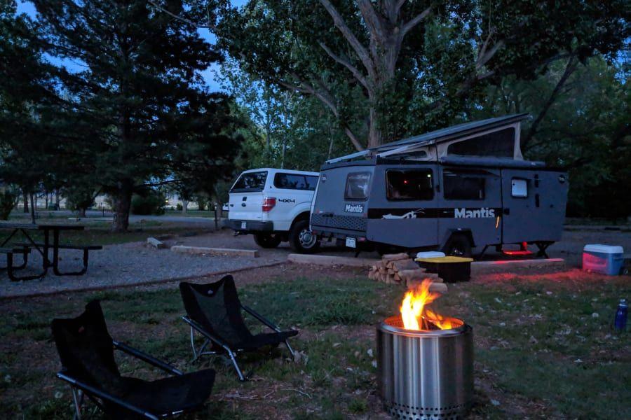 2019 taxa outdoors mantis camper trailer rental in