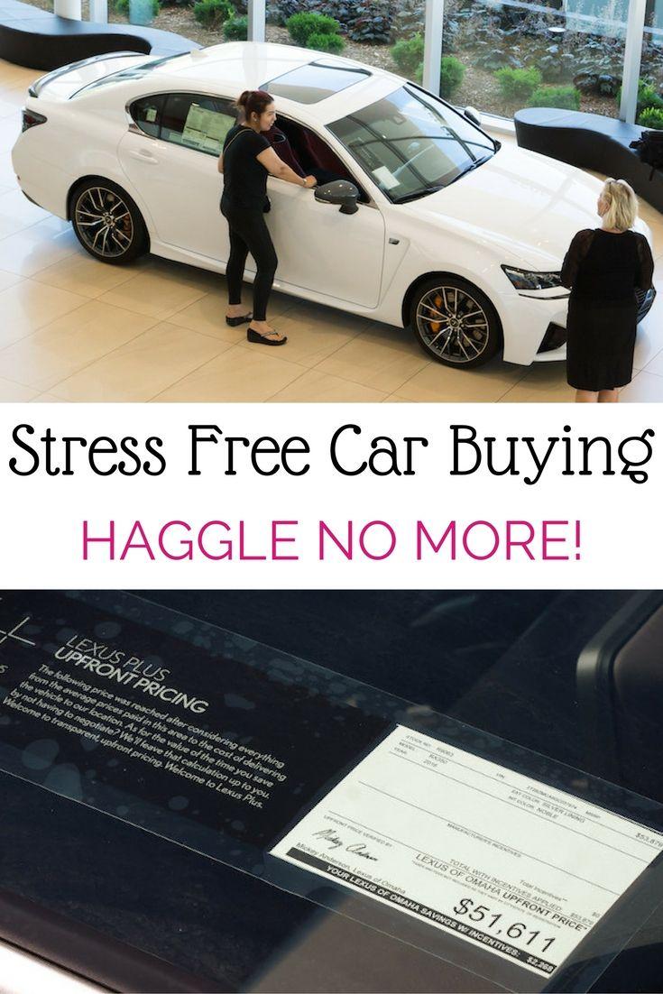 No Haggle Car Buying From Lexus Car Buying Tips Car Car Buying