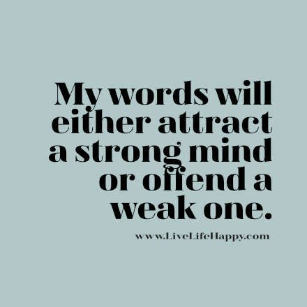 words that attract people