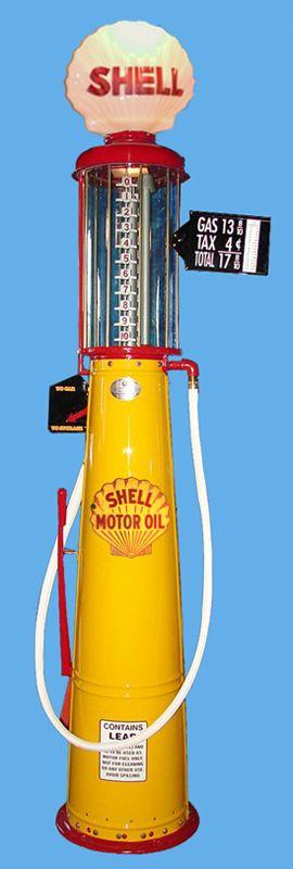 vintage+gas+pumps |     gas pumps vintage restored visible
