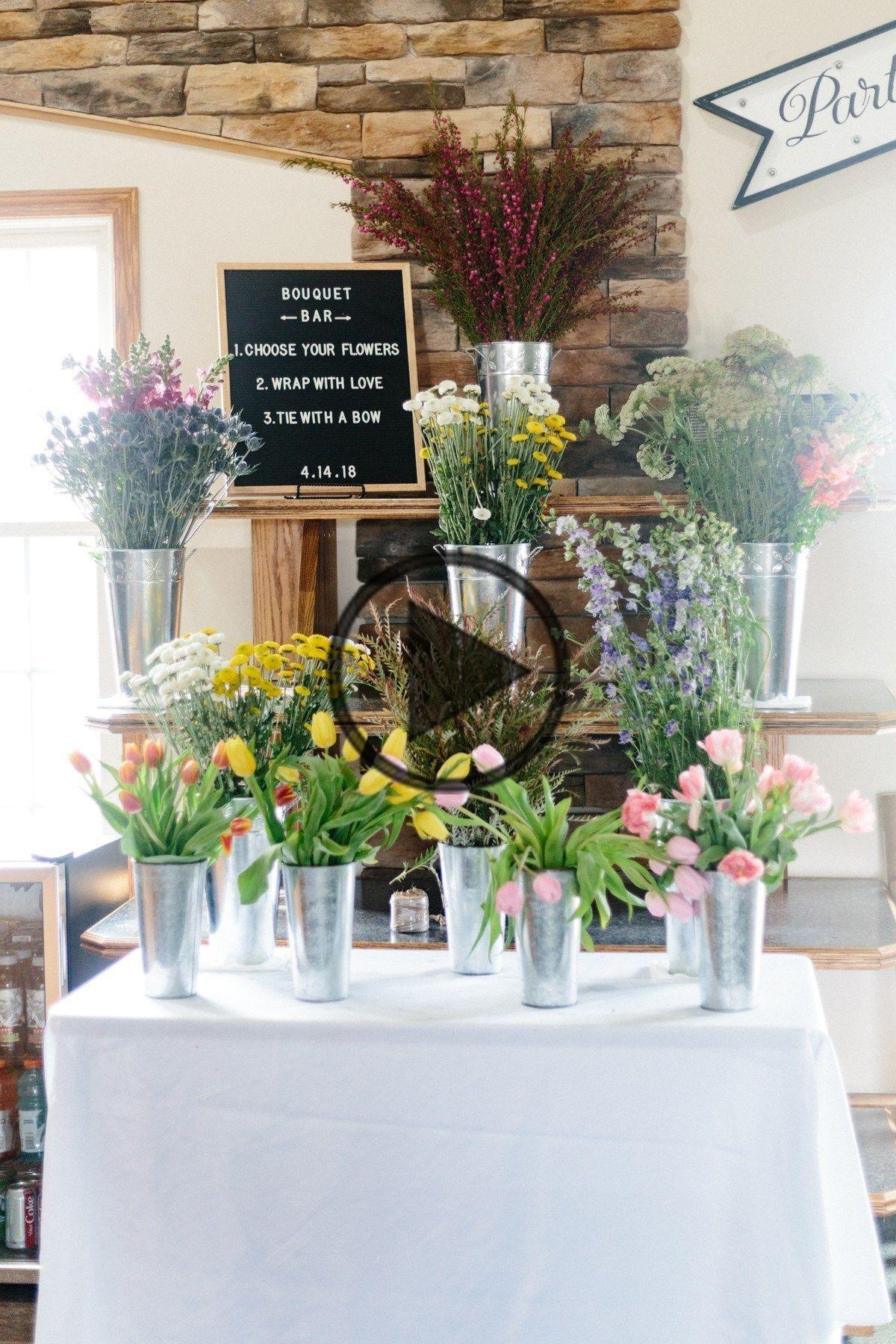 Wedding Wednesday: Let Love Bloom Bridal Shower