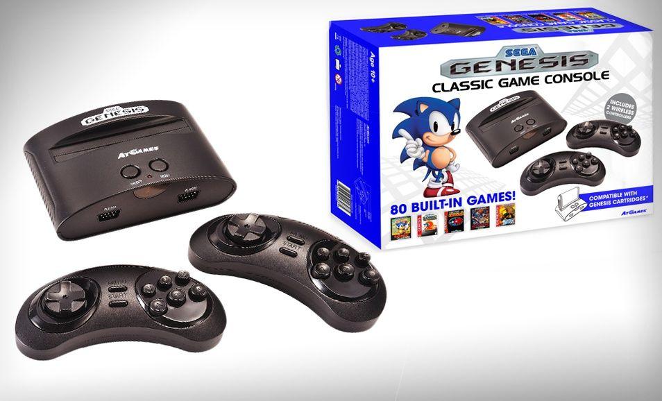 39 99 For Sega Genesis Classic Console 59 99 List Price Free Shipping And Returns Sega Genesis Classic Sega Genesis Sega