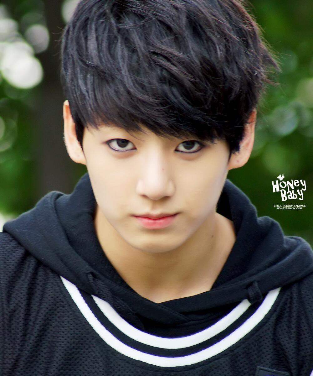 Bangtan Boys (BTS) Jungkook Cr. Honeybabyjk