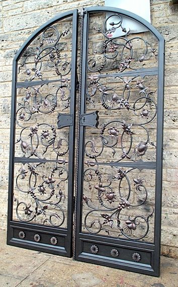 Help Me Paint My Front Door Wrought Iron Gates Pinterest