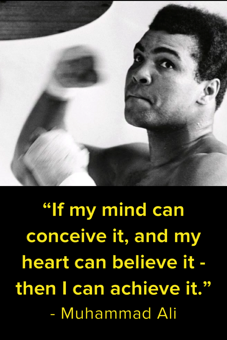 muhammad ali this i believe essay If you've not ever assigned a this i believe essay to your writers, i hope you'll  enjoy my  i use muhammad ali's essay for mini-lessons/class discussions on.
