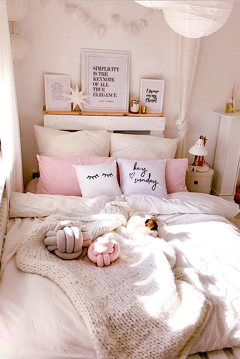 How Redecorating Your Room Can Help Fix A Broken Heart Post Breakup Home And Bedroom Decor Ideas For Women An Girly Bedroom Bedroom Decor Cute Bedroom Ideas
