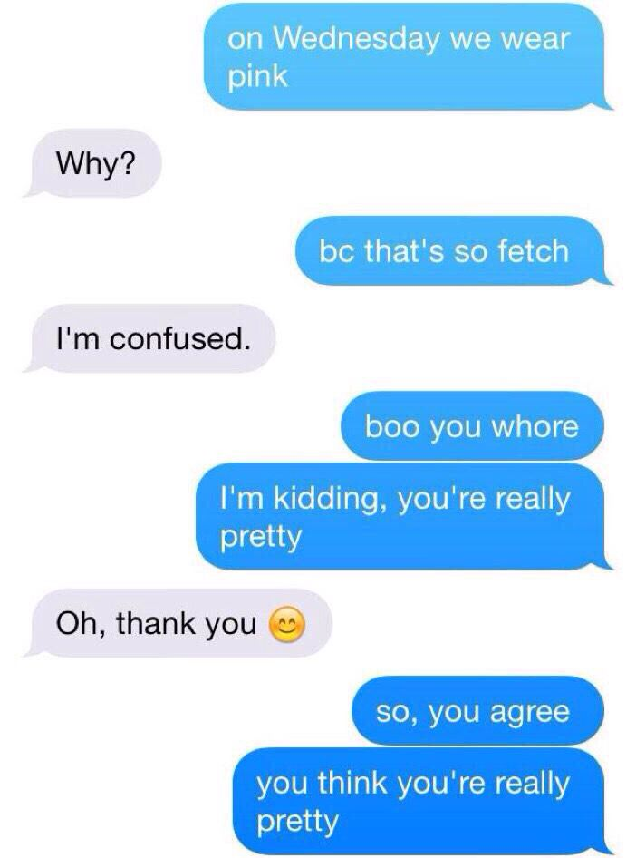 When youre Mean Girls af | Mean girls, Funny pictures