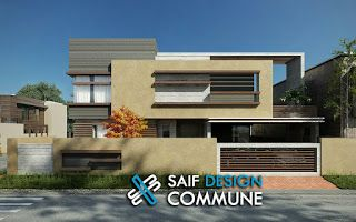 Modern architecture buildings part building design house elevation front also rh pinterest