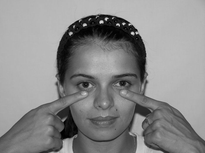 yoga facial toning methods to remedy dark circles and unsightly eye bags httpwwwfacelift without surgerybizface exercises how to look younger
