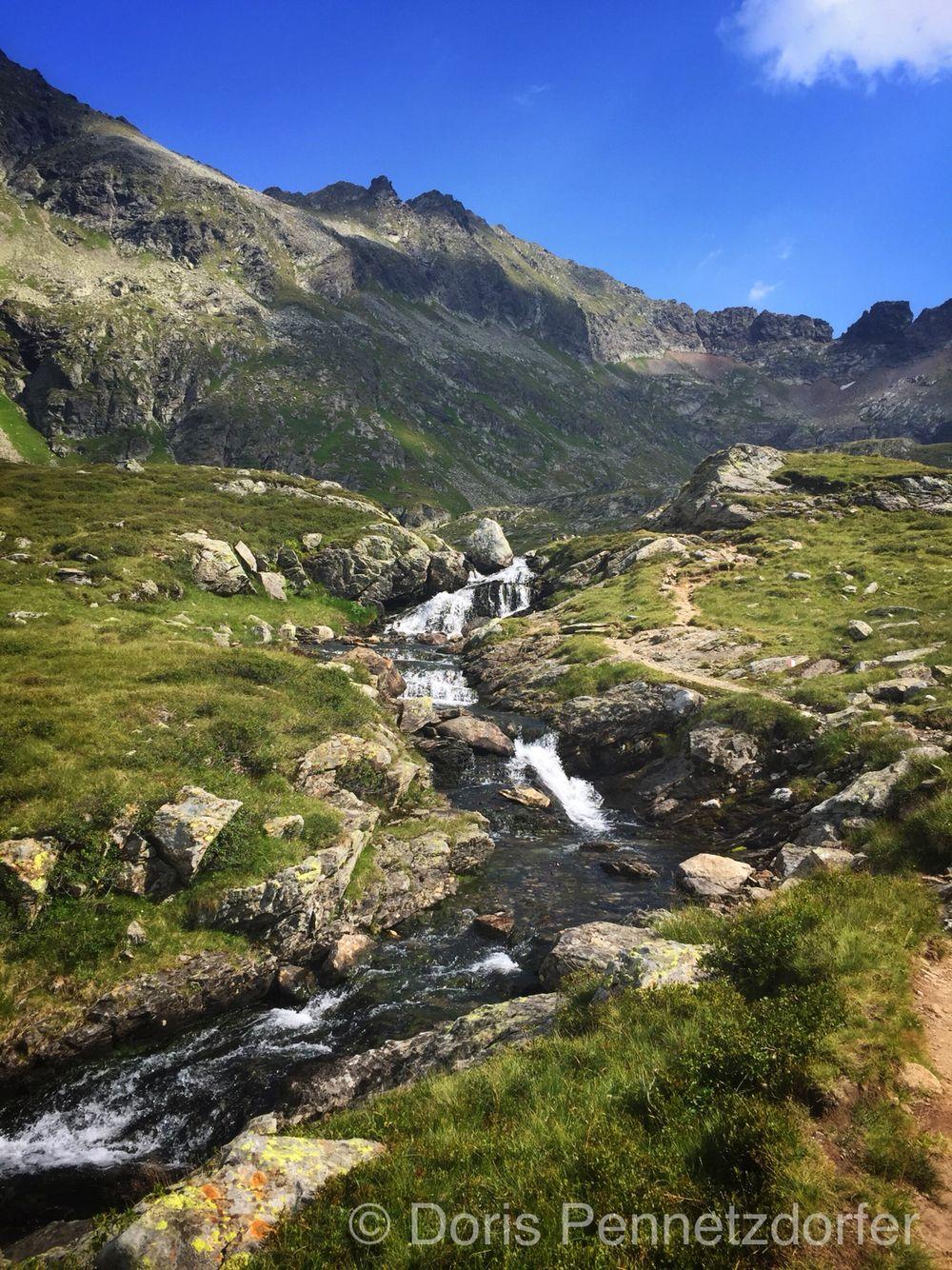 Beautiful Alps. Schladming Tauern, Austria