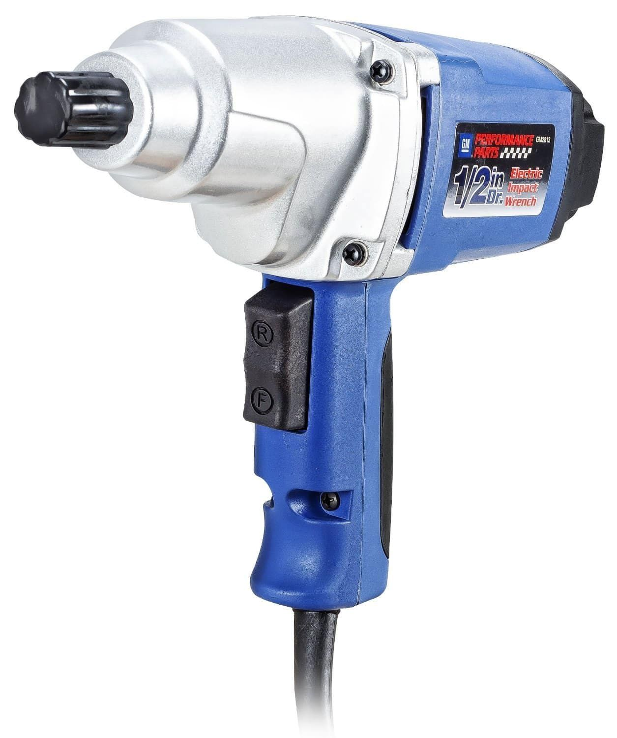 Gm Performance Parts Electric Impact Wrench