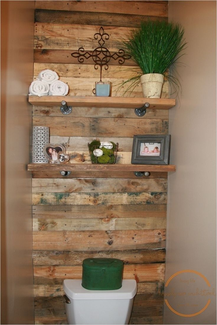 Photo of Creative! 41 DIY Pallet Bathroom Walls That Will Make Your Bathroom Stunning – DecoRecent