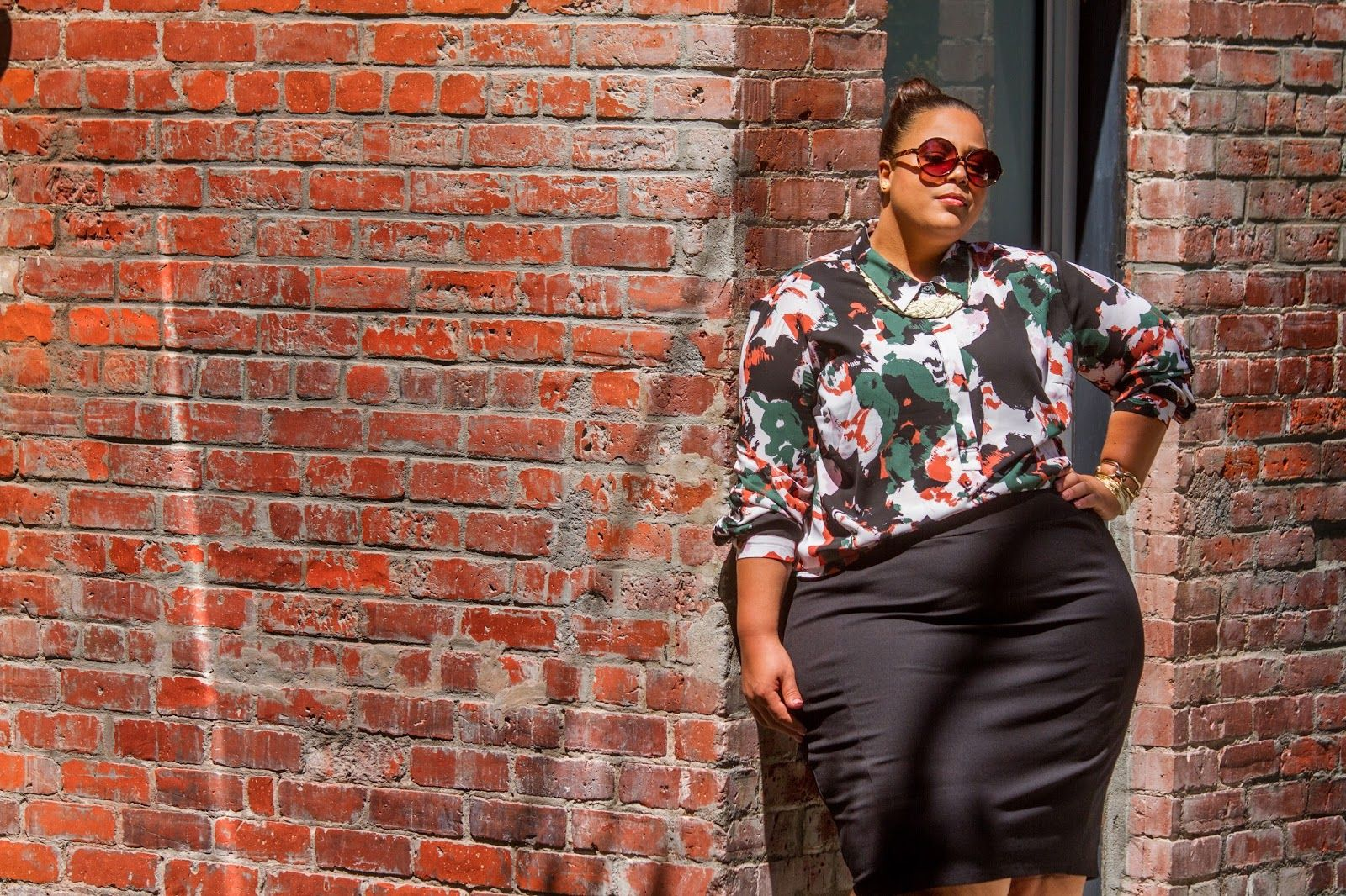 Where are all the black plus-sized beauty icons? -