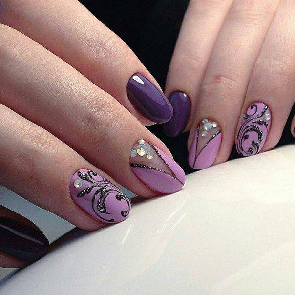 Фотографии Ногтеманияк | Маникюр, ногти, идеи дизайна (с ...