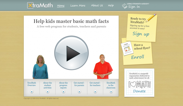 Master Math Facts with Xtramath.org, an incredible free web resource ...