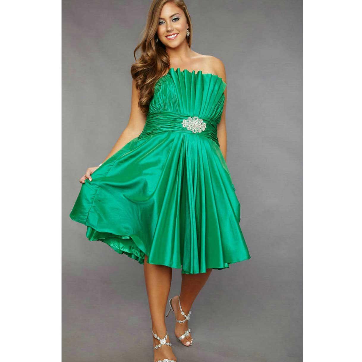 Wonderful Plus Size Cocktail Dresses Cheap Photos - Wedding Ideas ...