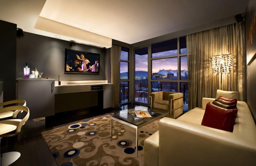 Hotel living room design images for Klaus k hotel living room