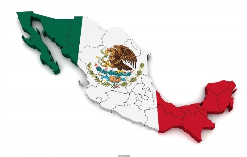 3d map of mexico poster workout posters and 3d 3d map of mexico poster gumiabroncs Images