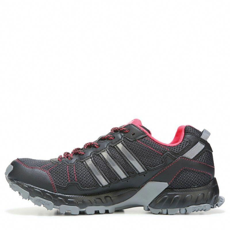 195cc2392 Adidas Women s Rockadia Trail Running Shoes (Grey Black Pink) - 7.0 M   TrailRunning