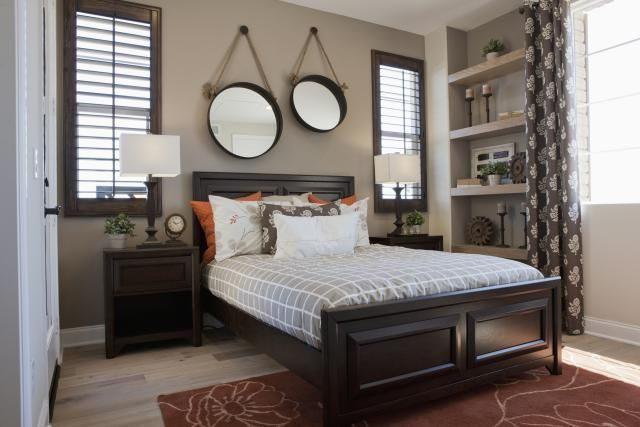 Want to Decorate Your Bedroom With Gray? Here's How to Do It Right: Warm Gray