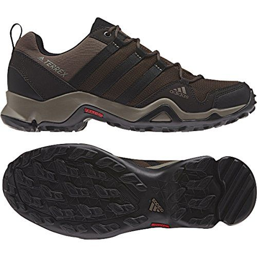 Introducing Adidas Outdoor 2017 Mens Terrex AX2R Running Shoes BB1981  BrownBlackNight Brown 11. Great Product