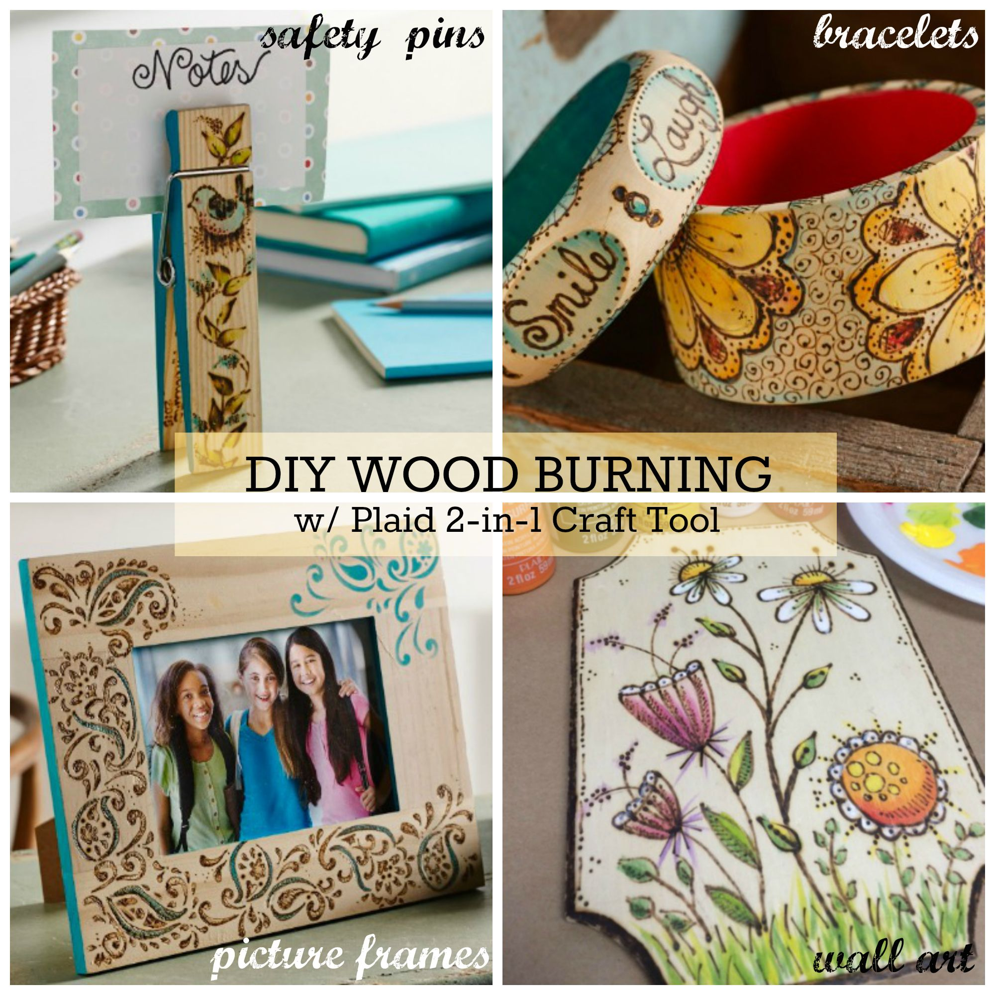 DIY Wood Burning How To Tips and