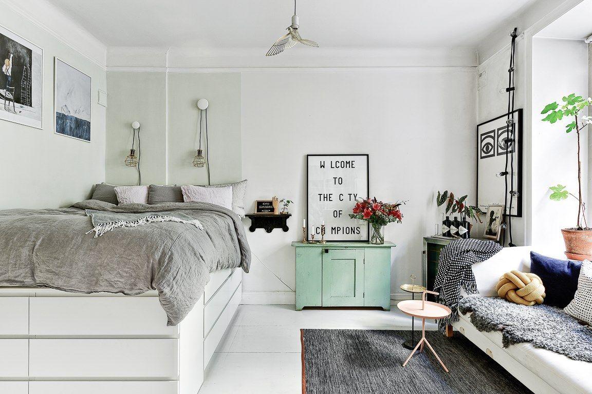 Shop the look frisse hippe slaapkamer flats decorating ikea