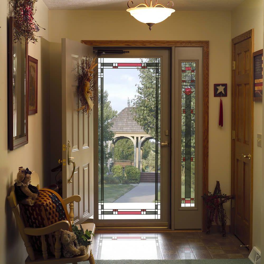Exterior window trim design ideas  storm doors by kellywindowanddoor of cary nc  storm