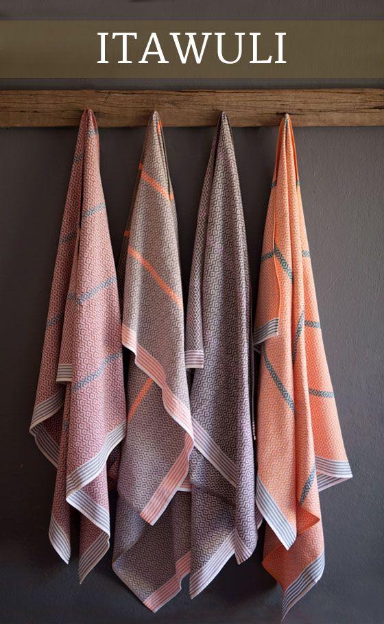 Itawuli Flat Weave Towel Salon Maison Et Objet Maison Et Objet