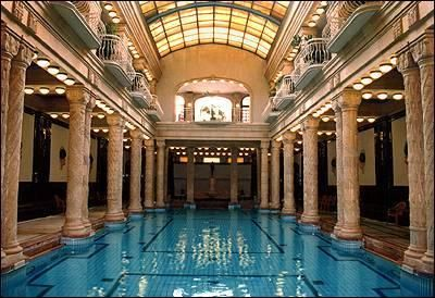 Hotel Gellert = the best spa hotel in Budapest! | Places I Can\'t ...