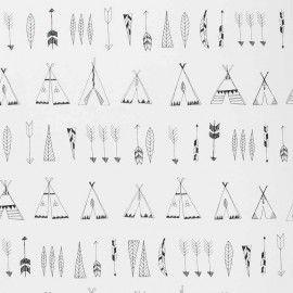 Ferm Living Native tapetti