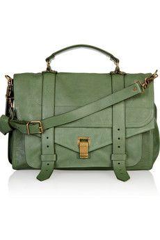 Proenza Schouler - PS1 Large leather satchel