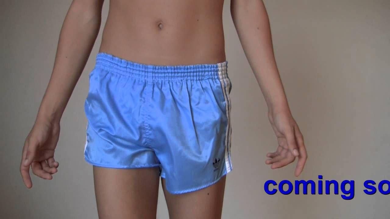 boy Amateur shorts lace