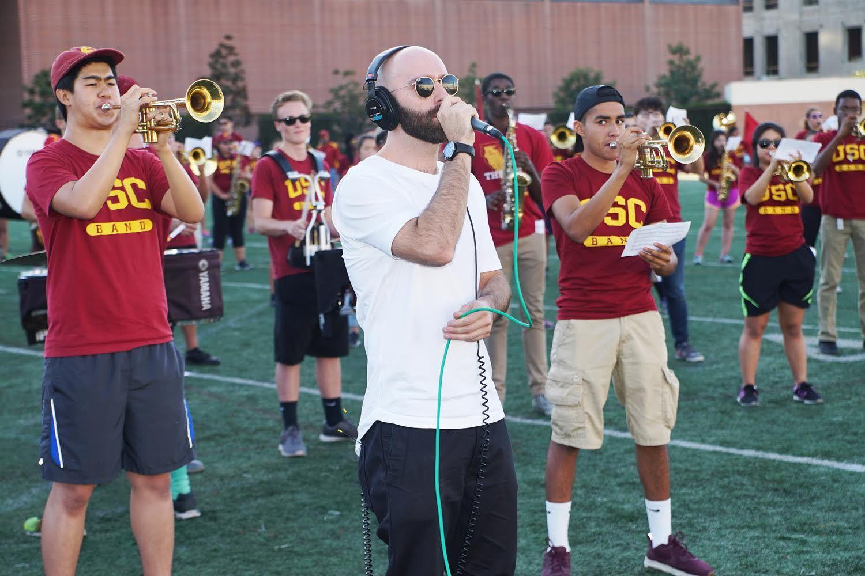 X Ambassadors to Play at USC Halftime