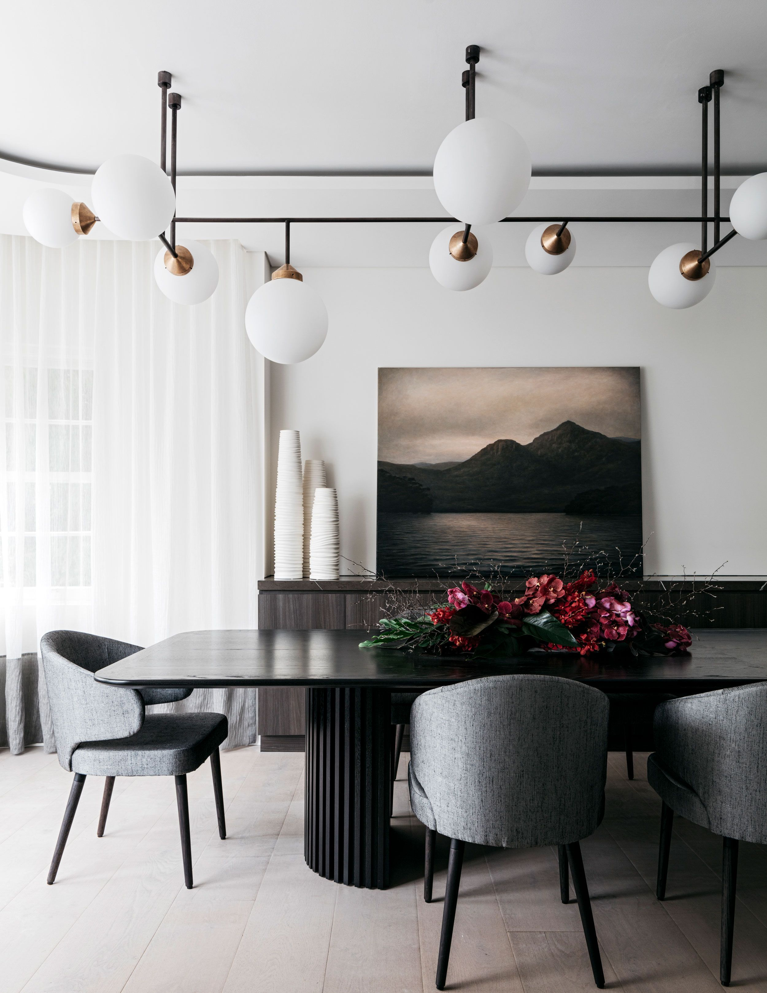 Dining Room Modern Lighting How To Elevate Your Dining Room Decor With Contemporary Lighting