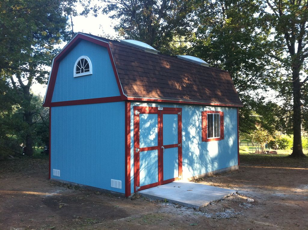 Premier PRO Tall Barn (10x16) · Wendy HouseStorage BuildingsShed ...