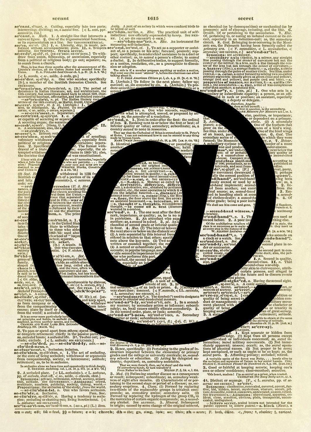 At symbol dictionary art print symbol dictionary symbols and at symbol dictionary art print buycottarizona Images