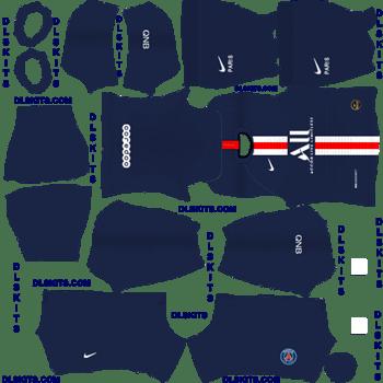 Psg 2020 Dream League Soccer Kits Dls 20 Kits In 2020 Soccer Kits Psg League