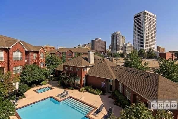 Downtown Tulsa Luxury House For Rent With Images Corporate Housing