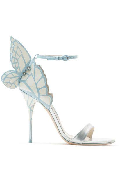 en azul cielo | boda | zapatos, zapatos de novia, zapatos azules