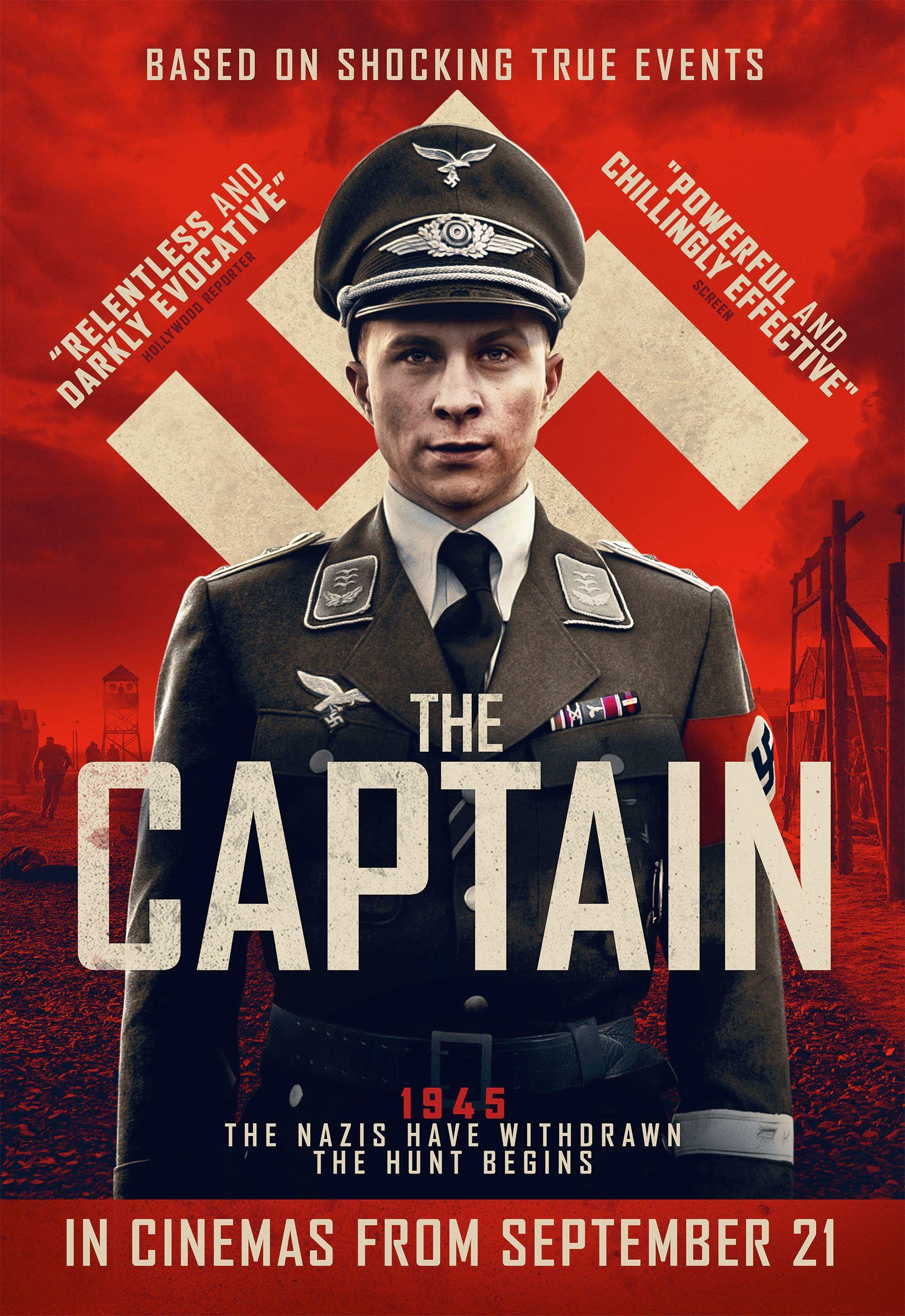 The Captain (2018) Streaming movies, Full movies, Movie tv