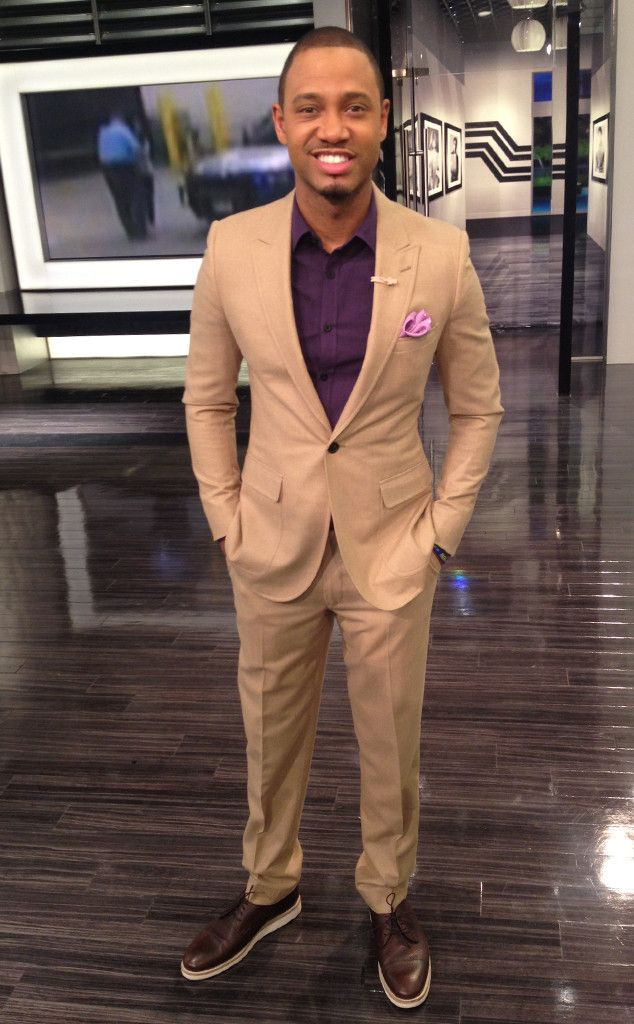 Terrence j dress style