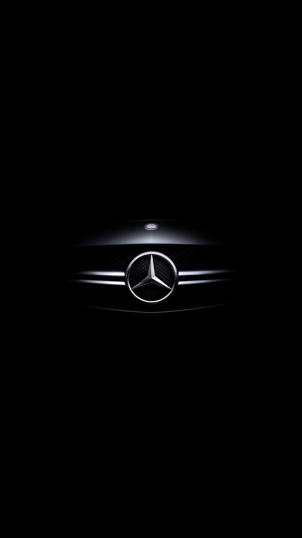 Mercedes Logo Wallpaper : mercedes, wallpaper, Wallpaper, Ideas, Wallpaper,, Iphone, Apple