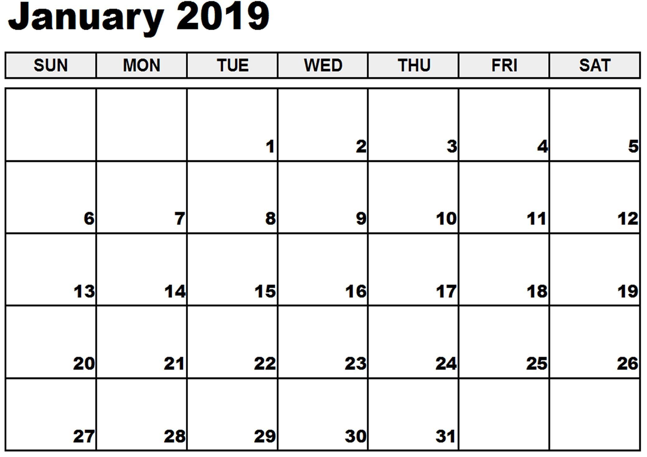 November 2017 - January 2019 Calendar january 2019 printable calendar january 2019 calendar