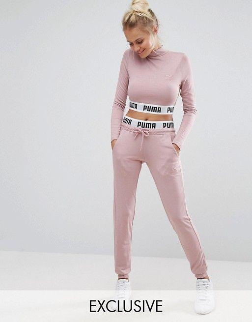 tenue sport femme puma