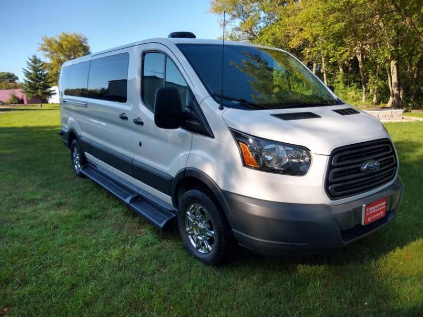 Camper Vans For Sale >> 2017 Ford Transit Campervan Dlm Distribution Camper Vans